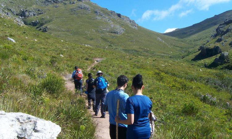Quick guide to hike Uitkyk at Mont Rochelle, Franschhoek