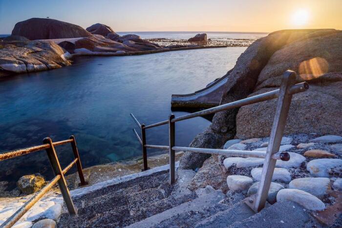Five of the best tidal pools in Cape Town