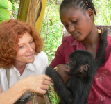 Saving our closest relatives: An Interview with the world's only Bonobo Sanctuary