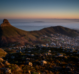 Hiking India Venster: the best views of Table Mountain and Cape Town