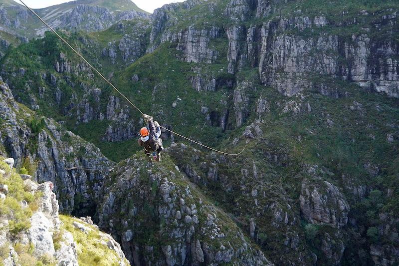 image de Cape Canopy Tour