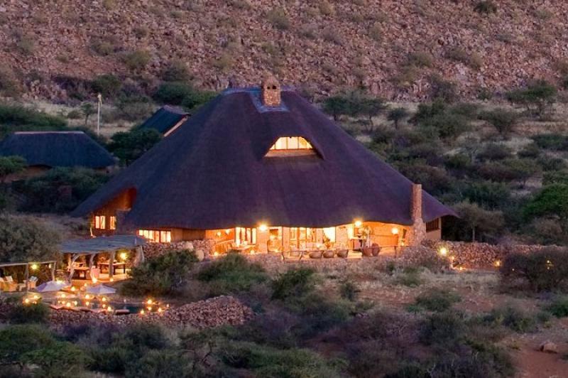 image de Tswalu Kalahari Reserve